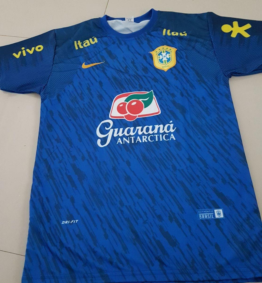 c931fea44a90e 1 camisa treino seleção brasileira pronta entrega - esportes camisa