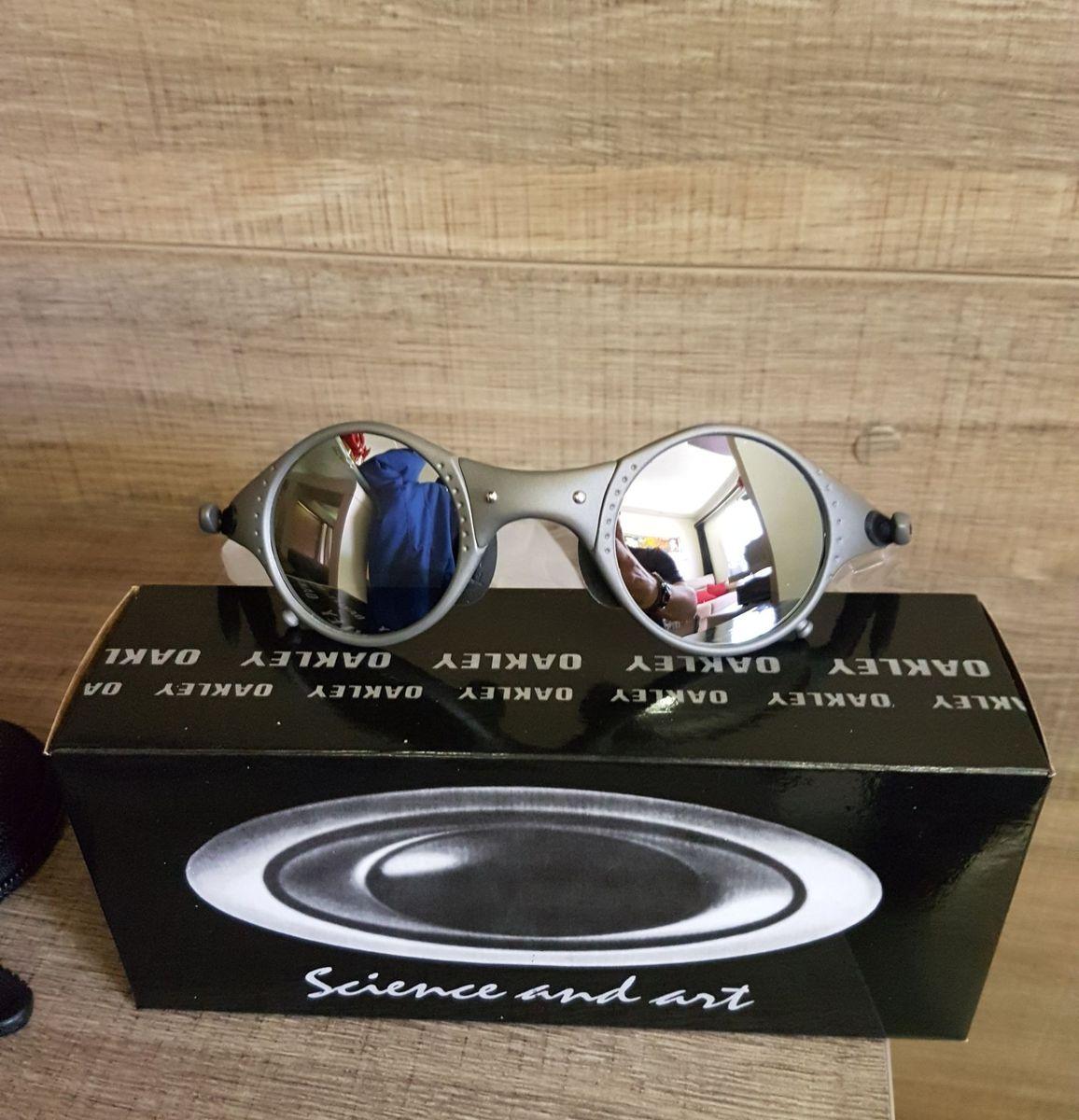 dc4317a15772f 1 óculos oakley mars com caixa com pingente pronta entrega - óculos  importado