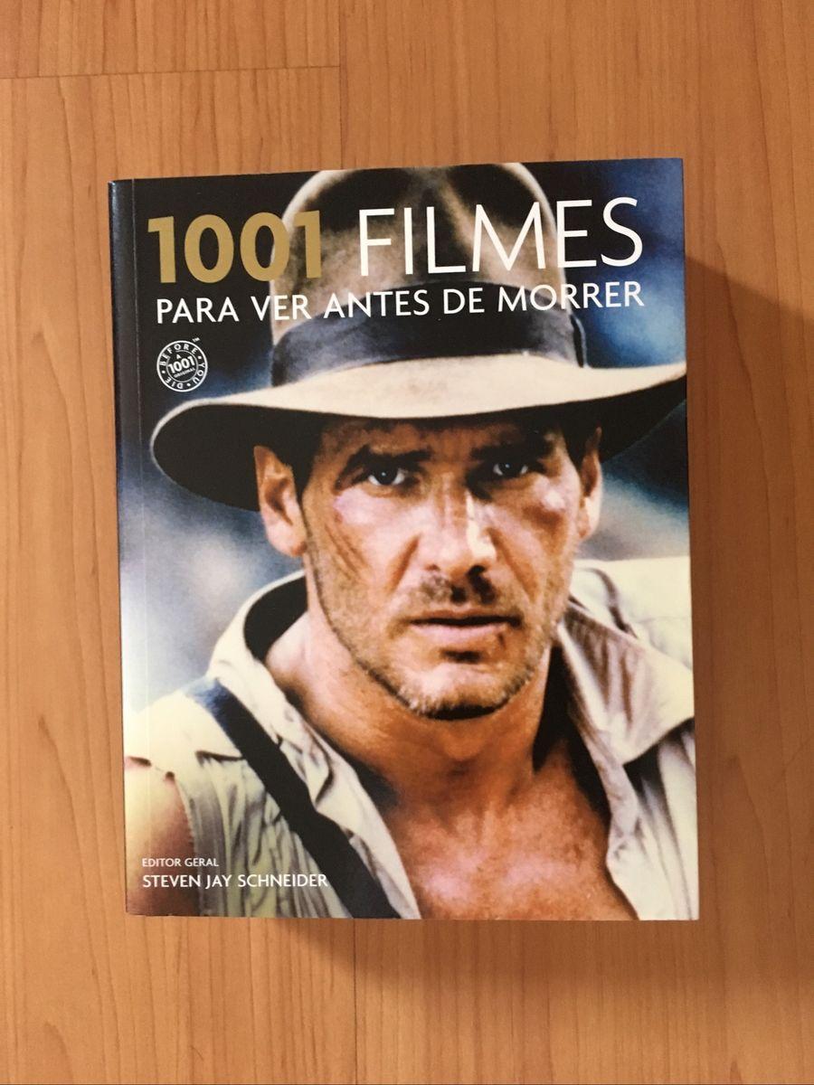 1001 filmes para ver antes de morrer - livraria sextante