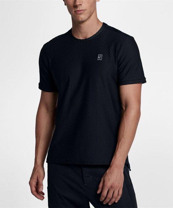 4139e14a04 197 - Camiseta Nike Court Tênis Checkered Original Nadal Federer Djokovic  Camisa Tênnis Gg