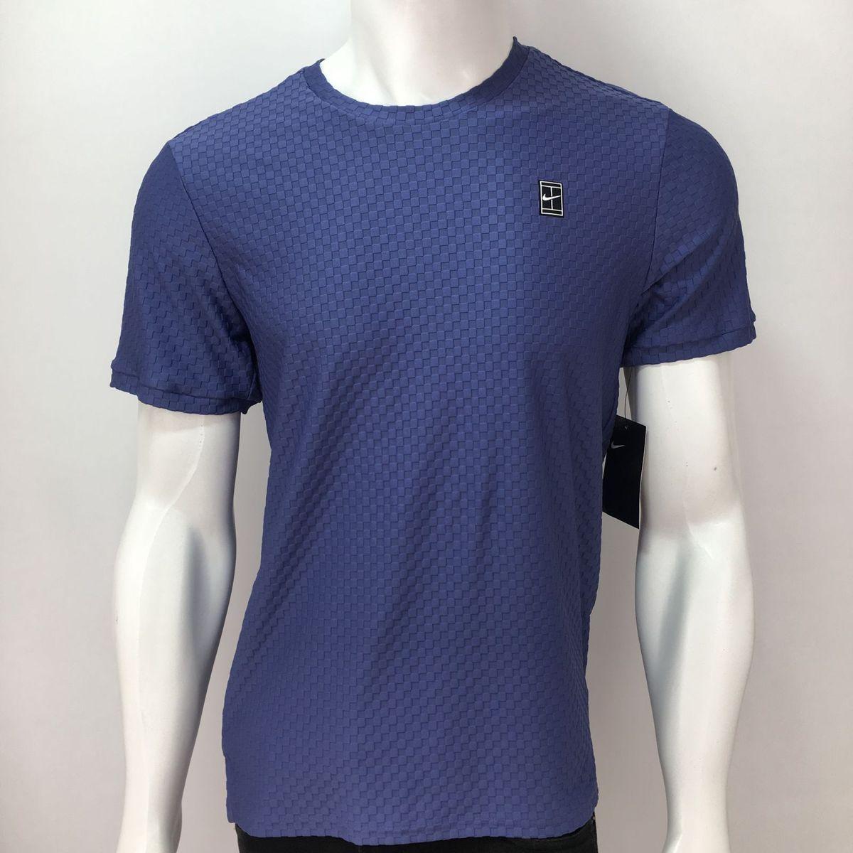 5870b760eb 198 - camiseta nike court checkered nadal federer djokovic camisa p tênnis  tênis original - camisetas