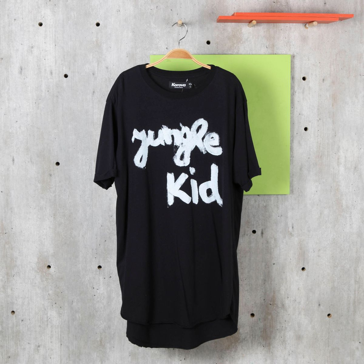 camiseta korova jungle kid - camisetas korova