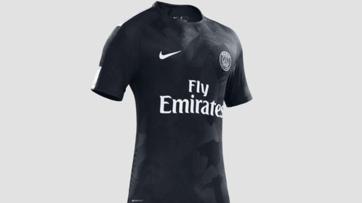 c7fccee979 a terceira camsia do psg neymar jr 10 - camisas nike