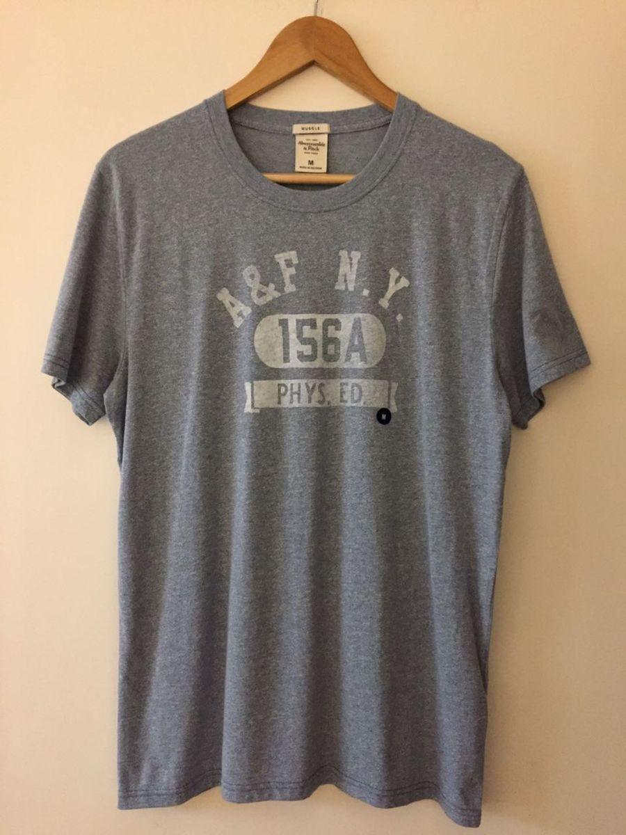 abercrombie t-shirt - camisetas abercrombie & fitch