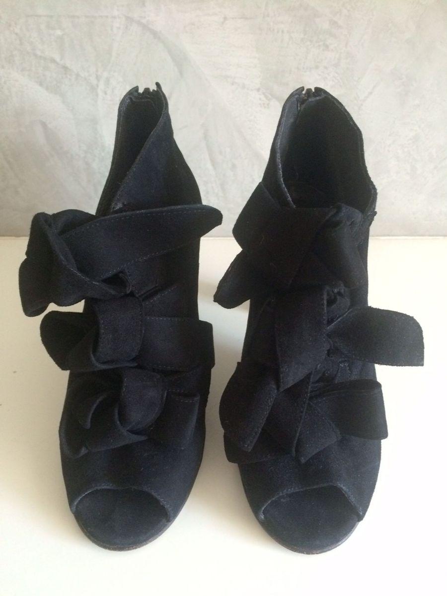 abotinado ankle boot paruolo - botas paruolo