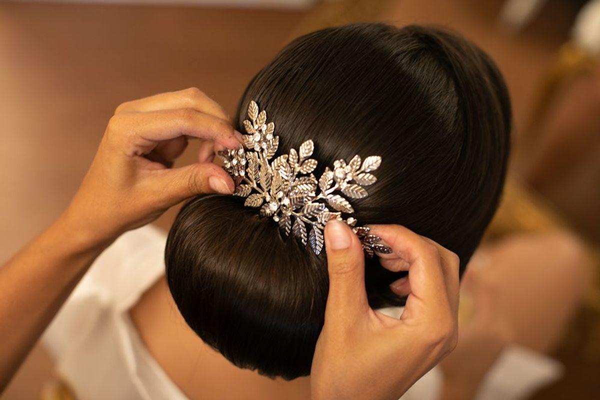 acessório para cabelo - cabelos sem marca