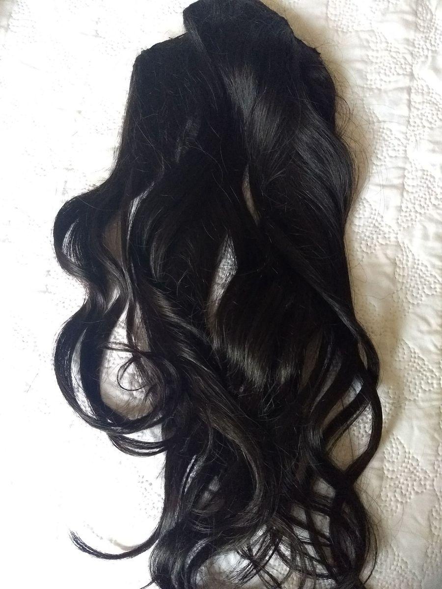 acessório 57 cm maravilhoso - cabelos sem-marca