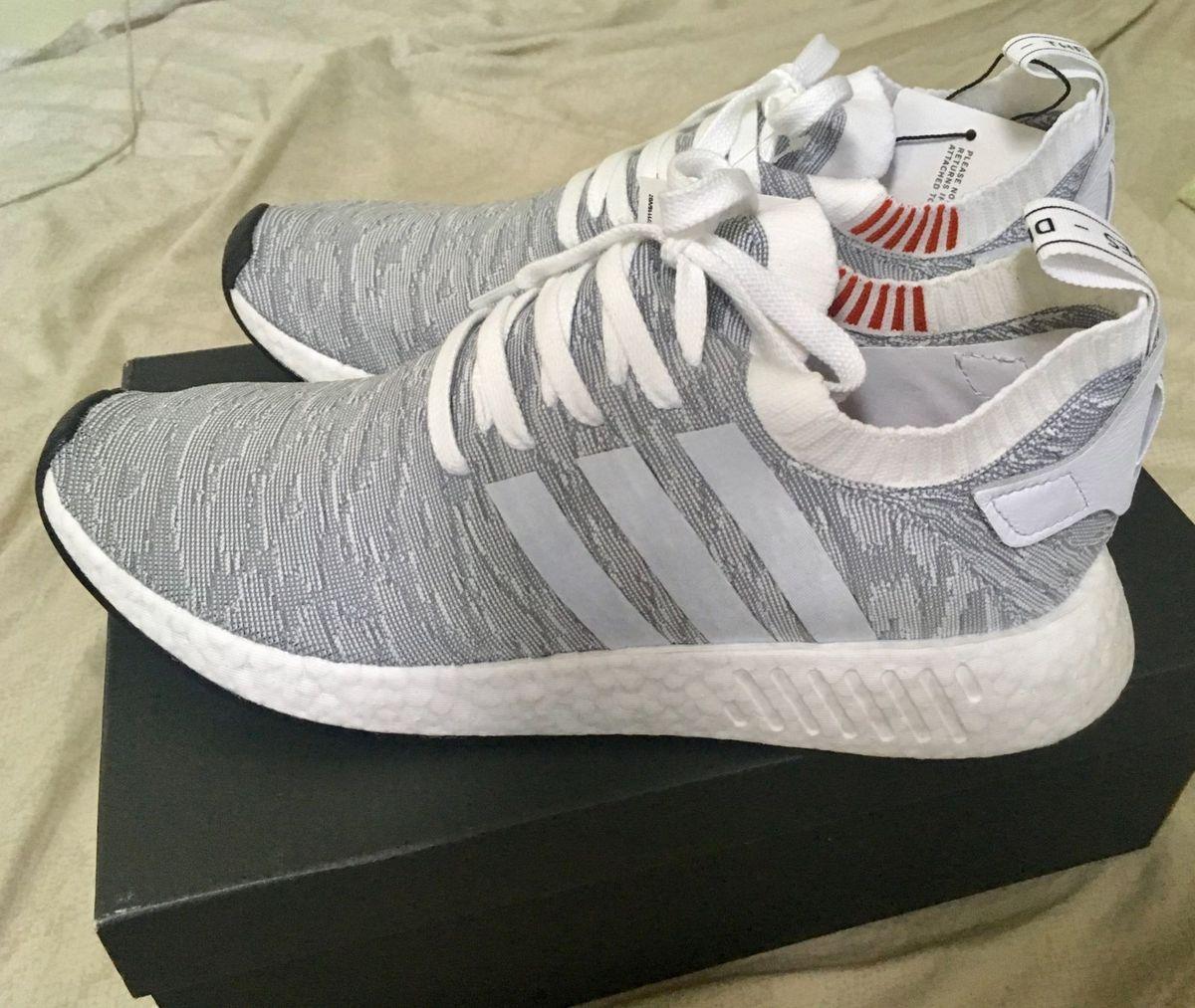 54d8a0a70c3 adidas nmd r2 primeknit - tênis adidas.  Czm6ly9wag90b3muzw5qb2vplmnvbs5ici9wcm9kdwn0cy80njc0oty1l2u0y2niztazymfjzdhizdzkmmiymja3zdjimji3ztnllmpwzw  ...