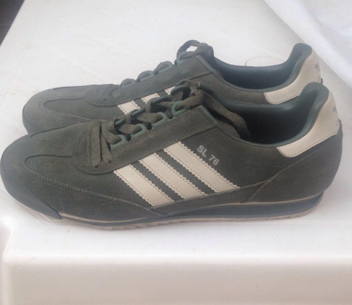 herir Gimnasio Elaborar  Adidas Sl76 - Numeração 41 Importado da Europa. | Tênis Masculino Adidas  Usado 27398667 | enjoei