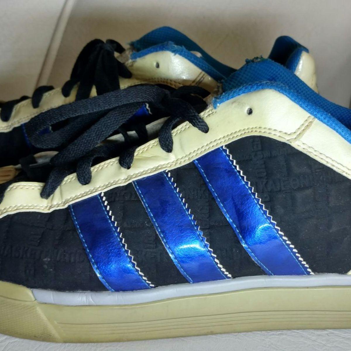 be5f669ff98 Adidas Superstar Edição Especial Nba