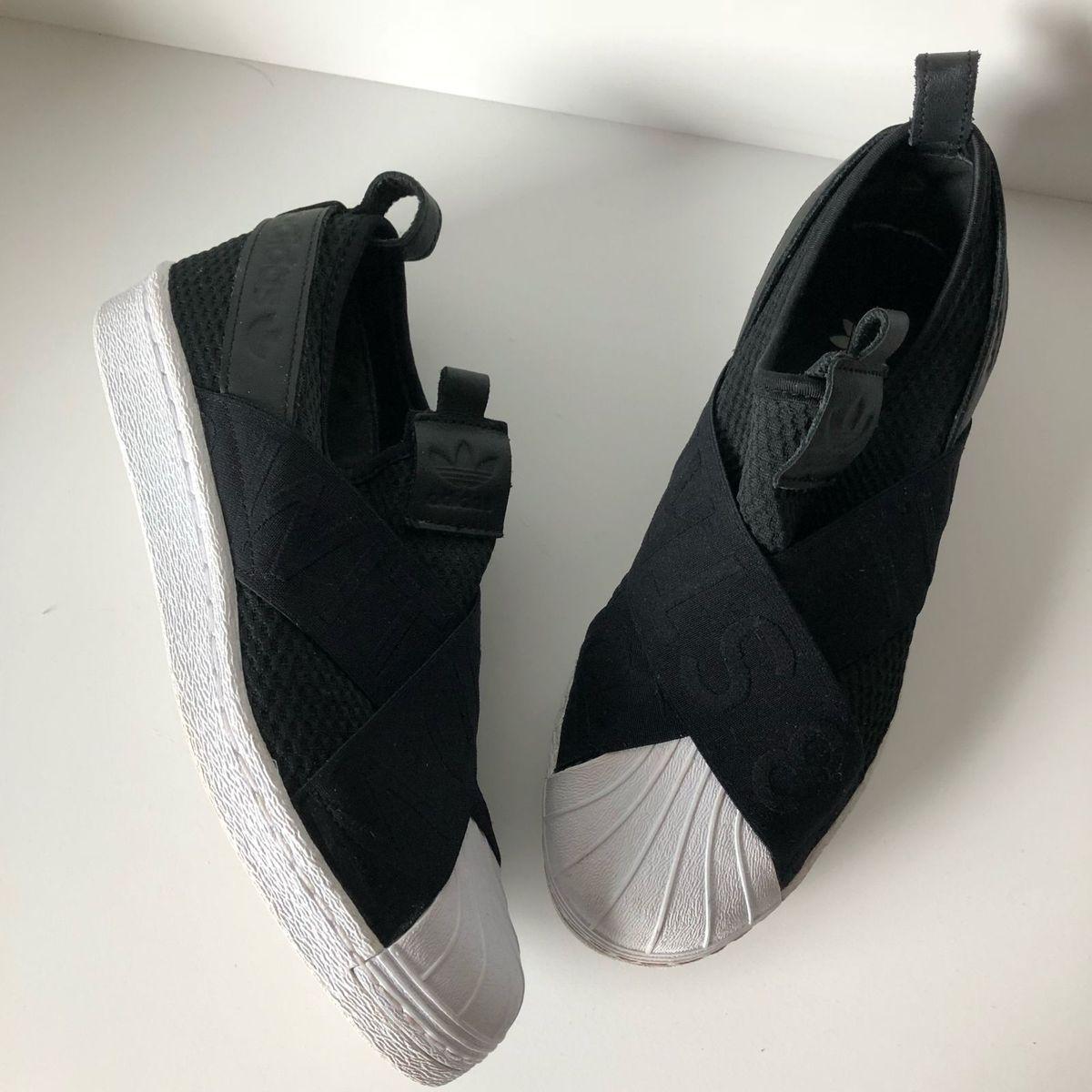 26d41b4a444 Adidas Superstar Slip On