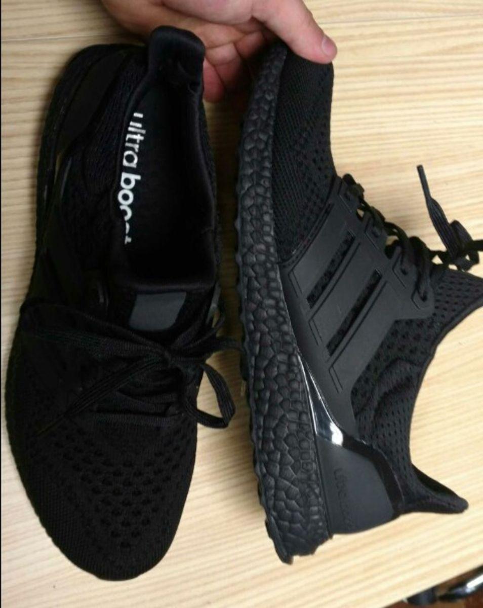 adidas ultra boost all black - tênis adidas.  Czm6ly9wag90b3muzw5qb2vplmnvbs5ici9wcm9kdwn0cy82odu4mze1l2u4ytgwzgiwnduyytnmyjeznwzhzmvkntu2owvhmzg5lmpwzw  ... 8c92e29653845