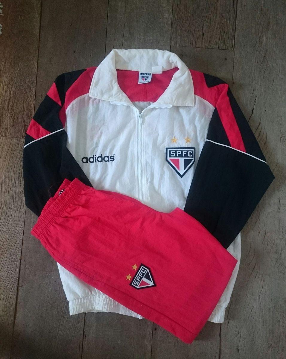 bdcb05c51b agasalho vintage do sao paulo futebol clube - casacos são paulo futebol  clube