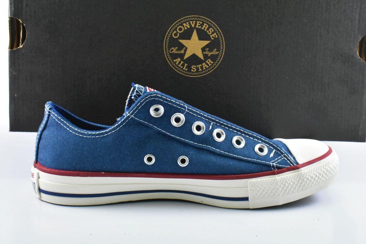 70b2c3a7d87 all star azul sem cadarço nº 35 - tênis converse.  Czm6ly9wag90b3muzw5qb2vplmnvbs5ici9wcm9kdwn0cy80odcyntg4l2q4yje2ztlkmjcyndrkmgy5yze1mgjkmdu0m2eyndexlmpwzw  ...
