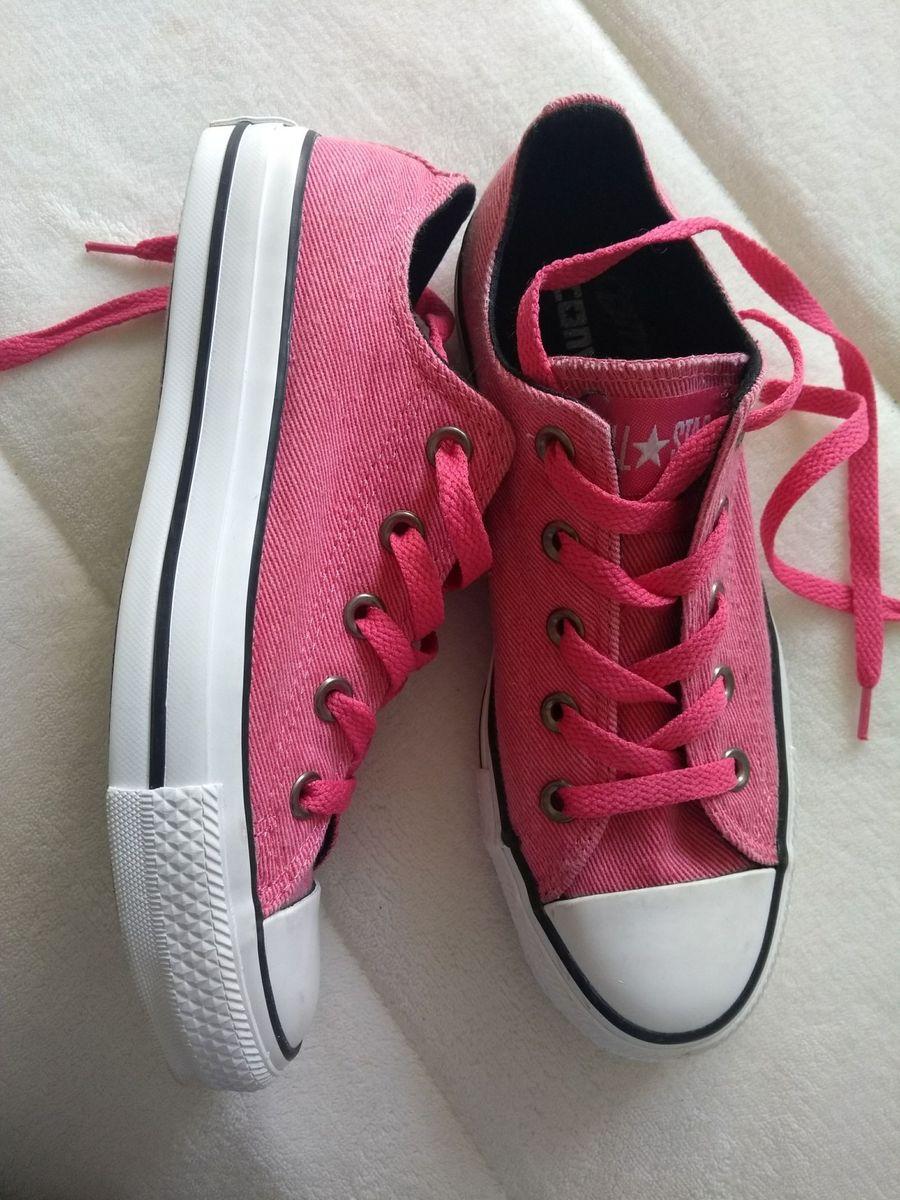 1bca6ff08a all star cor de rosa - tênis all star.  Czm6ly9wag90b3muzw5qb2vplmnvbs5ici9wcm9kdwn0cy83mte1mjeylzm0mmy5nme0odaxzjllotg2ytzlmzzhyzvkmtmwndhjlmpwzw  ...