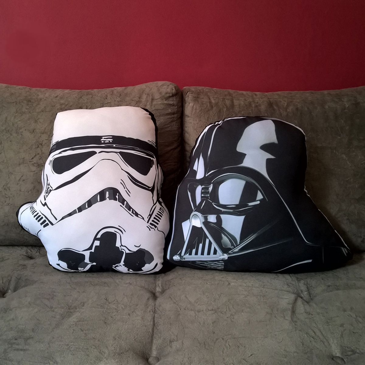 almofadas - star wars - decoração mo cuishle