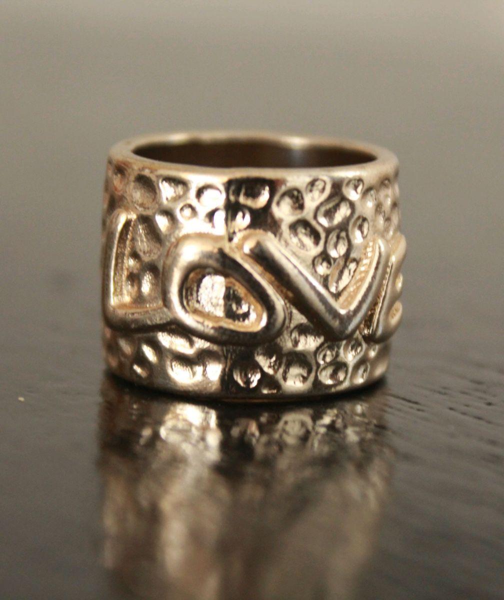 anel love h&m - bijoux h&m