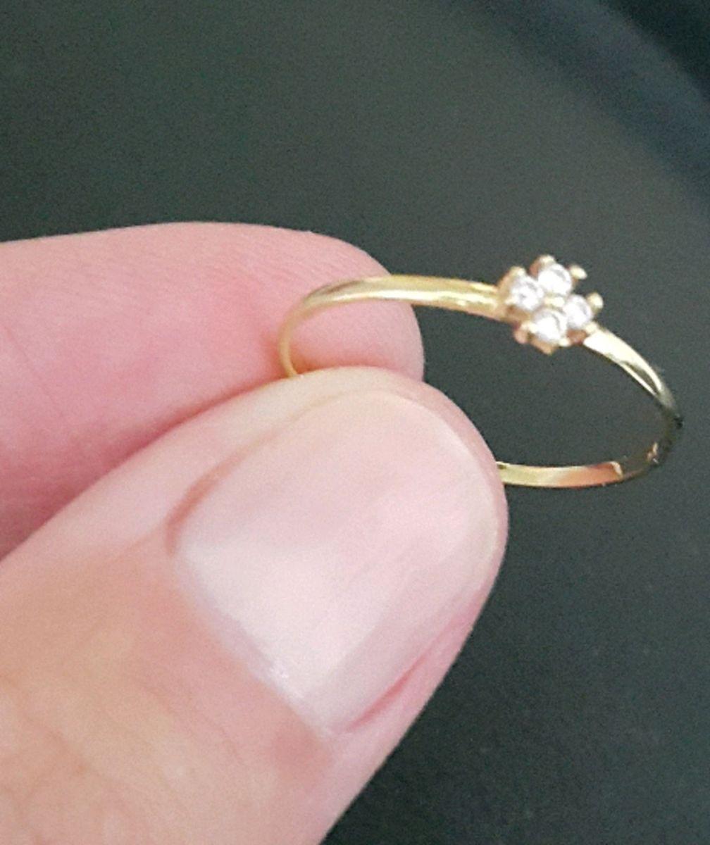 d8a3c1875bcb5 Anel Ouro 18k com Diamantes Monte Carlo   Jóia Feminina Monte Carlo ...