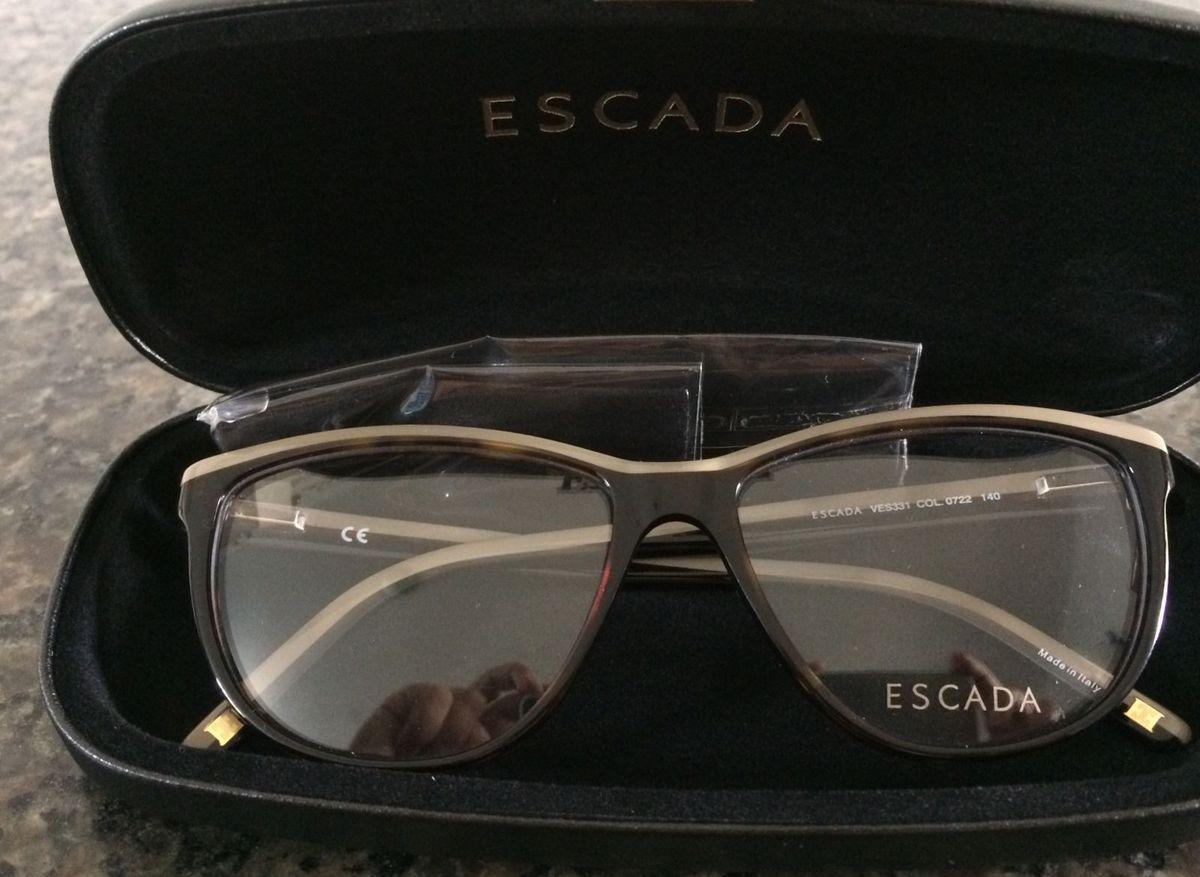 3a5ff5ae1 Armação da Marca Escada para Óculos de Grau | Óculos Feminino Escada ...