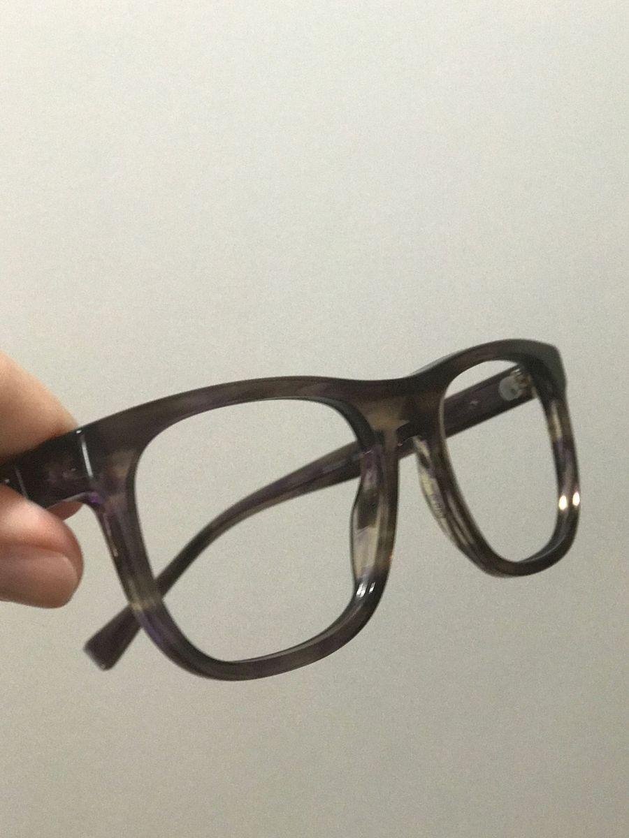Armação de Grau Dolce   Gabbana - Nova   Óculos Masculino Dolce E ... c51e846625