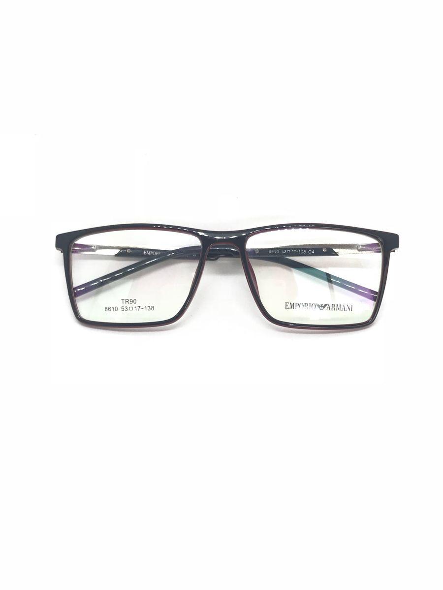e3f0bb5b4 Armação de Grau Empório Armani | Óculos Masculino Emporio Armani ...