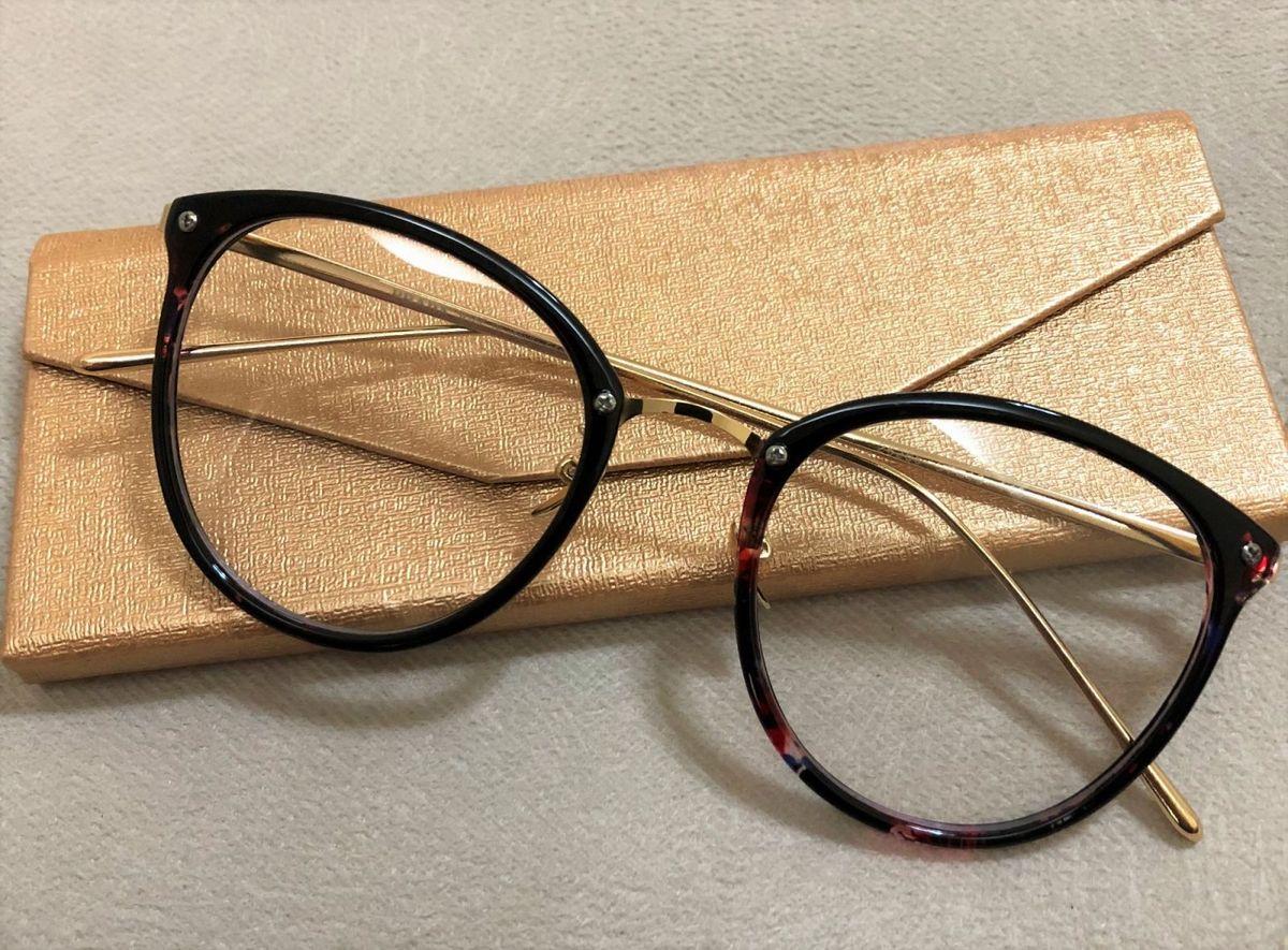 armação de grau feminina dior quadrada gatinha acetato metal preto vermelho  marmore floral - óculos dior f983ae4209
