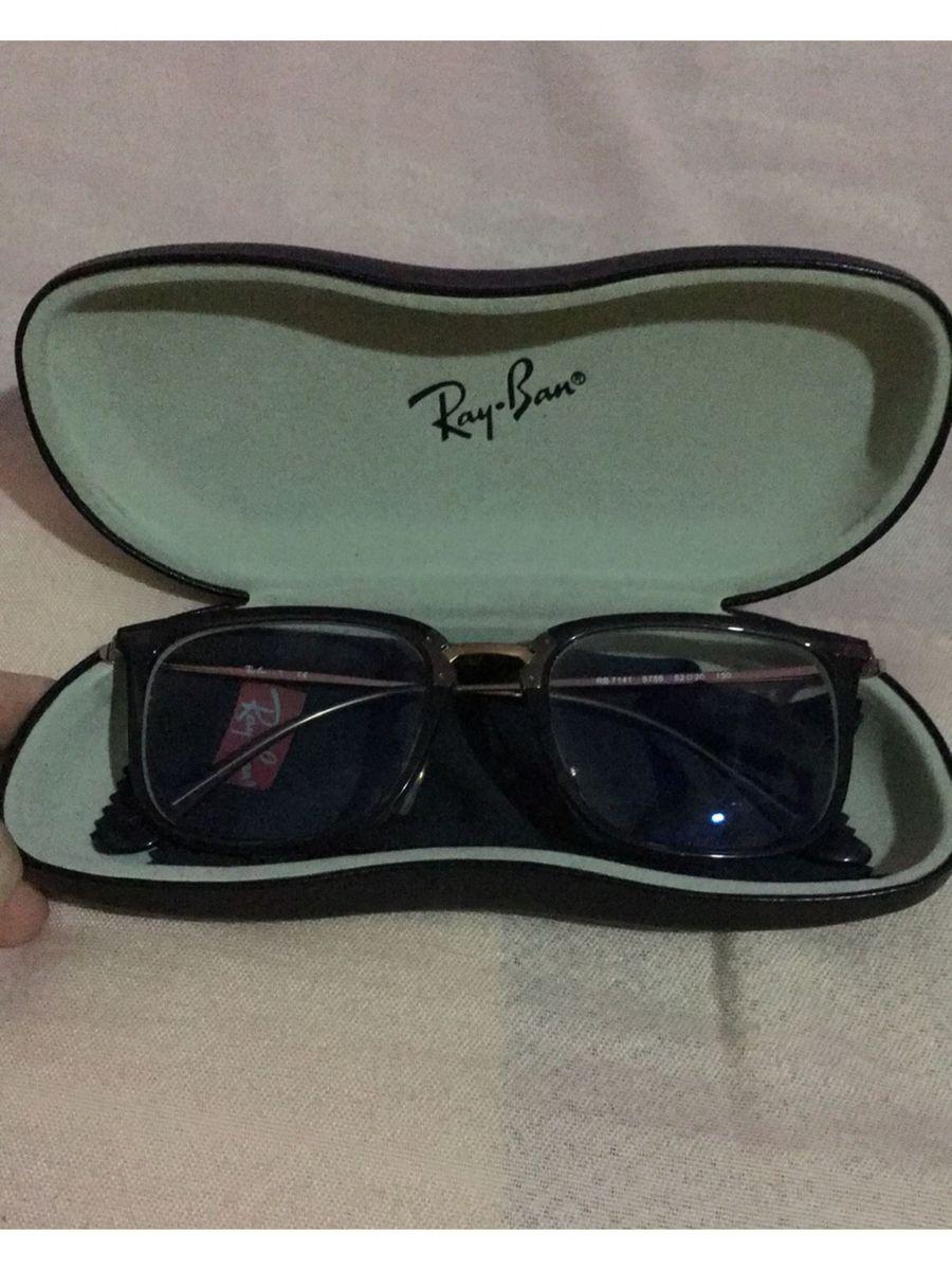 armação de grau ray-ban - óculos ray-ban.  Czm6ly9wag90b3muzw5qb2vplmnvbs5ici9wcm9kdwn0cy8xmdi5ntg3ni83n2i2ztuyngm4ntq4ndk3mtjlymezy2e1ndm2yjlmys5qcgc  ... b5ca5f6d1c