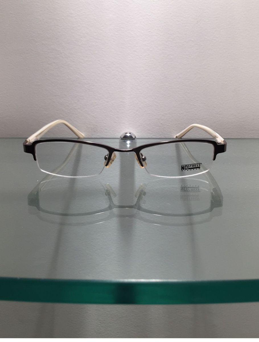 f1d9eba94c212 armação de leitura no stress - óculos no-stress.  Czm6ly9wag90b3muzw5qb2vplmnvbs5ici9wcm9kdwn0cy8xmdg0ntk5l2nhmdqzyjfhztnkmzq1m2rlyzm0oty1owiymtllmzqwlmpwzw  ...