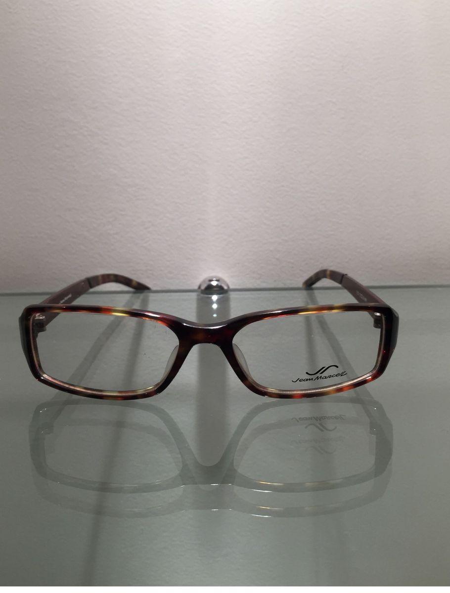 Armação de Óculos de Grau Jean Marcel   Óculos Feminino Jean Marcel ... 48a29c25bc