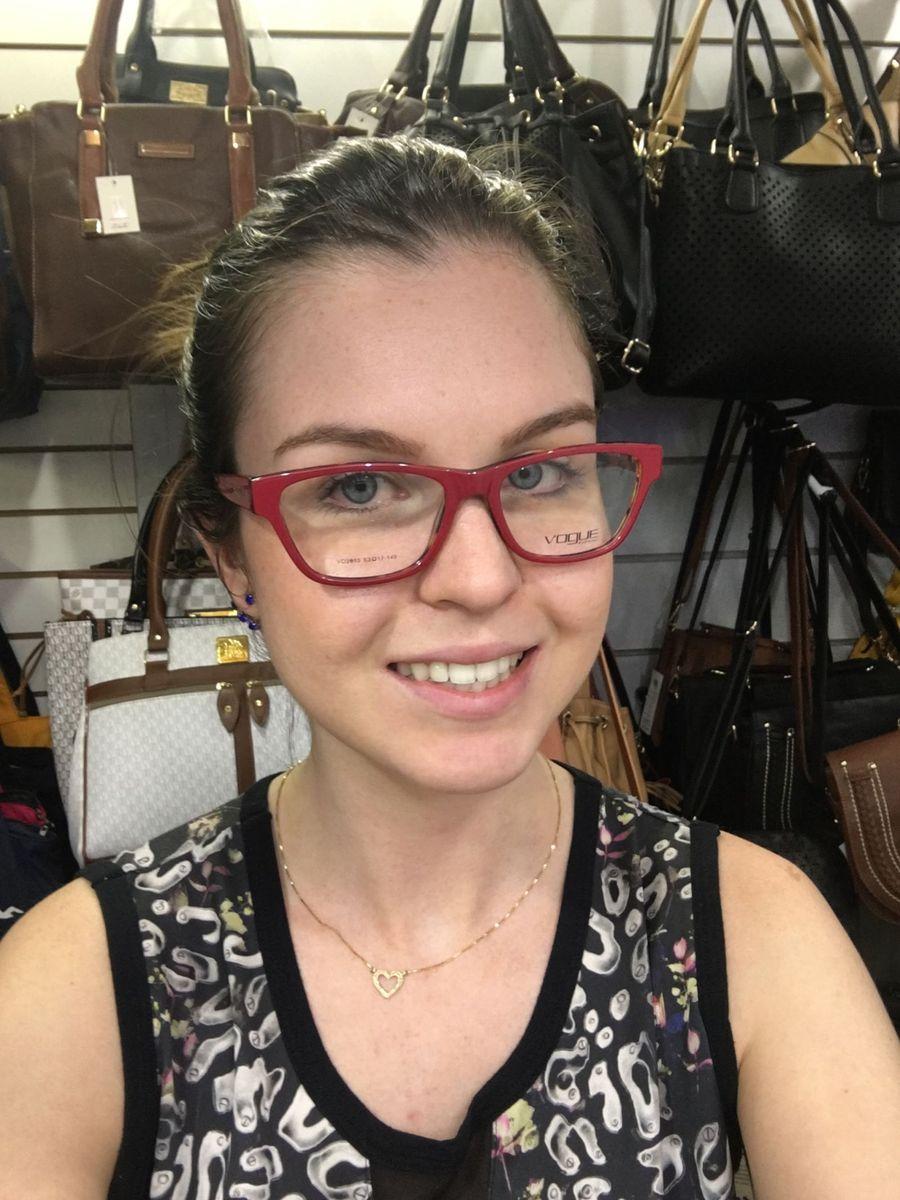 armação de óculos de grau vermelha com interior oncinha quadrada acetato -  óculos armação 20d63bce36