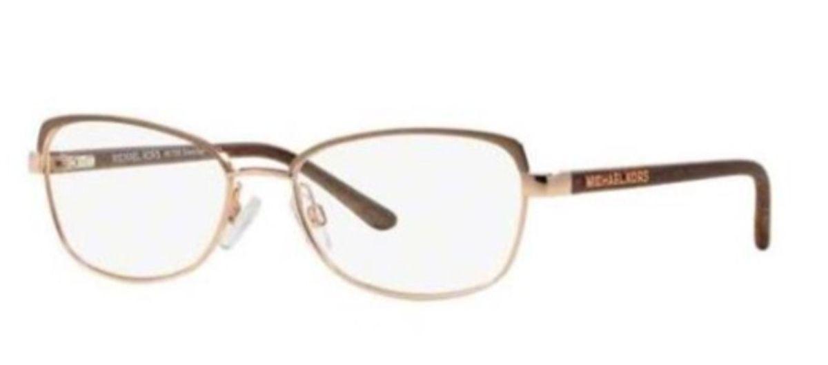 Armação de Óculos Michael Kors   Produto Feminino Michael Kors Usado ... d337ee6727