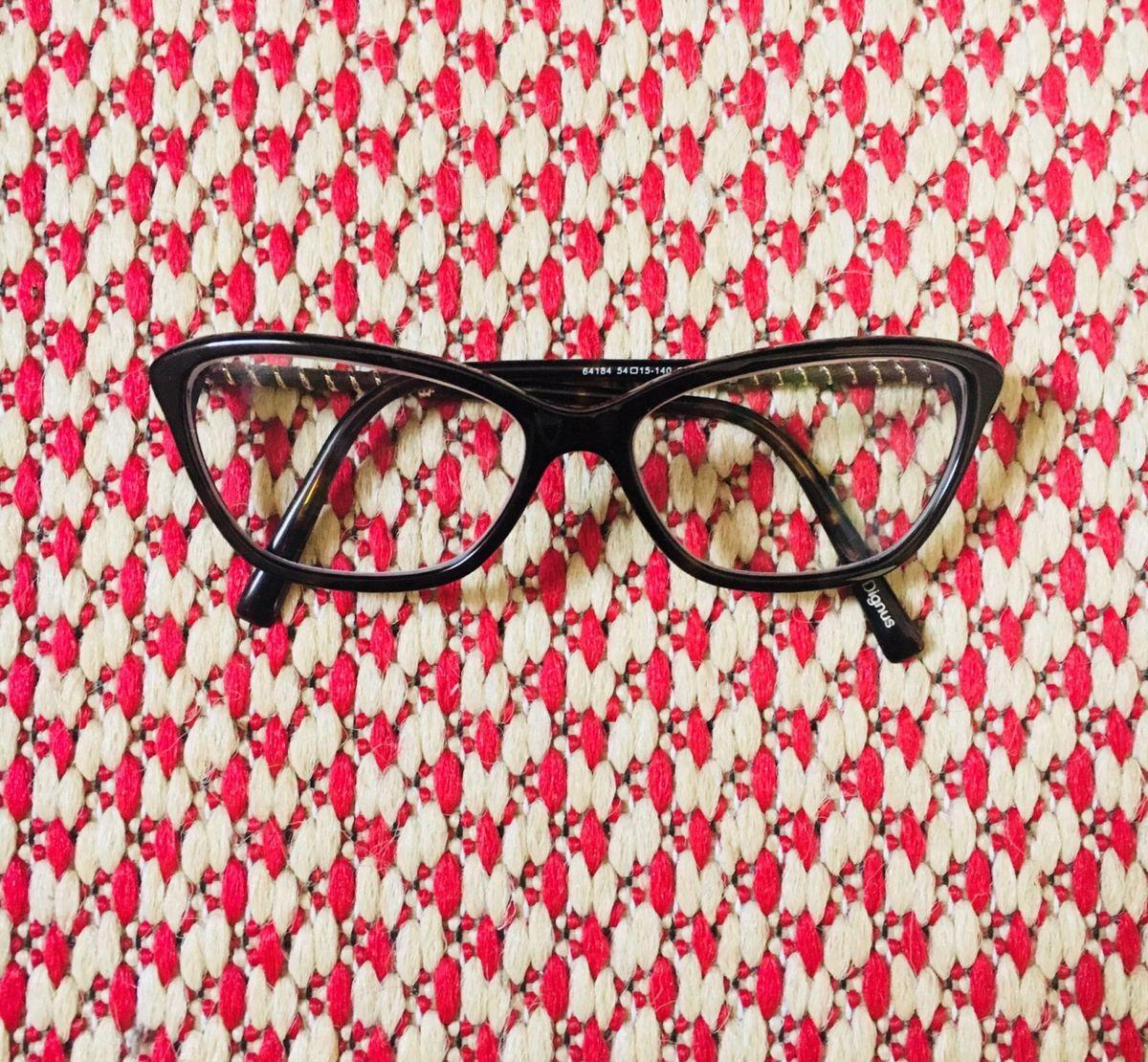 armação gatinho dignus - óculos dignus.  Czm6ly9wag90b3muzw5qb2vplmnvbs5ici9wcm9kdwn0cy8xmdmwntq2lzm1ymi0nwfiyti1mmq3ztayn2u5zmy2nda5owyxngy0lmpwzw  ... 1ad7595a3a