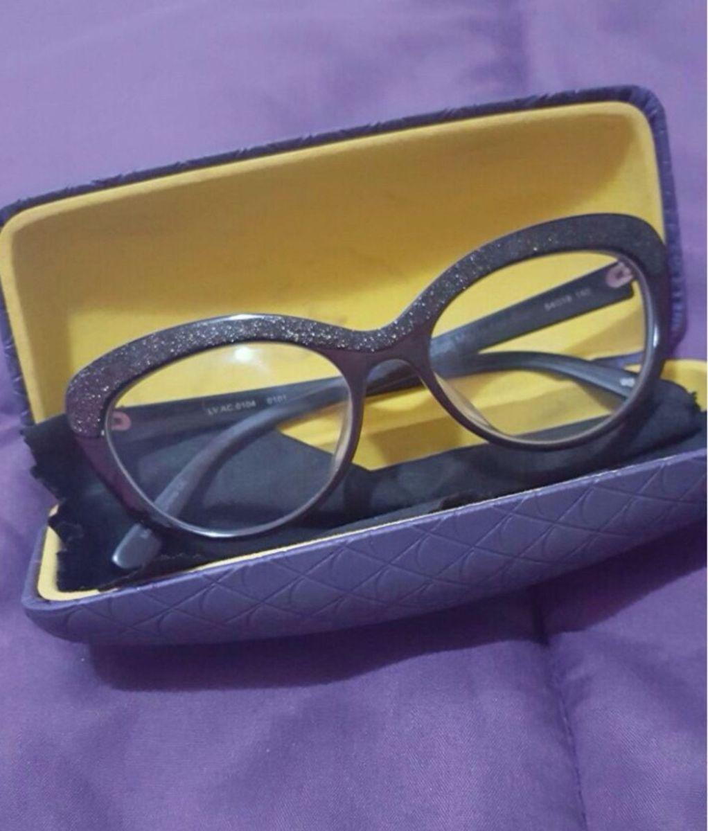 6282871d6 Armação Grau Chillibeans Estilosa Preta Gatinho | Óculos Feminino ...