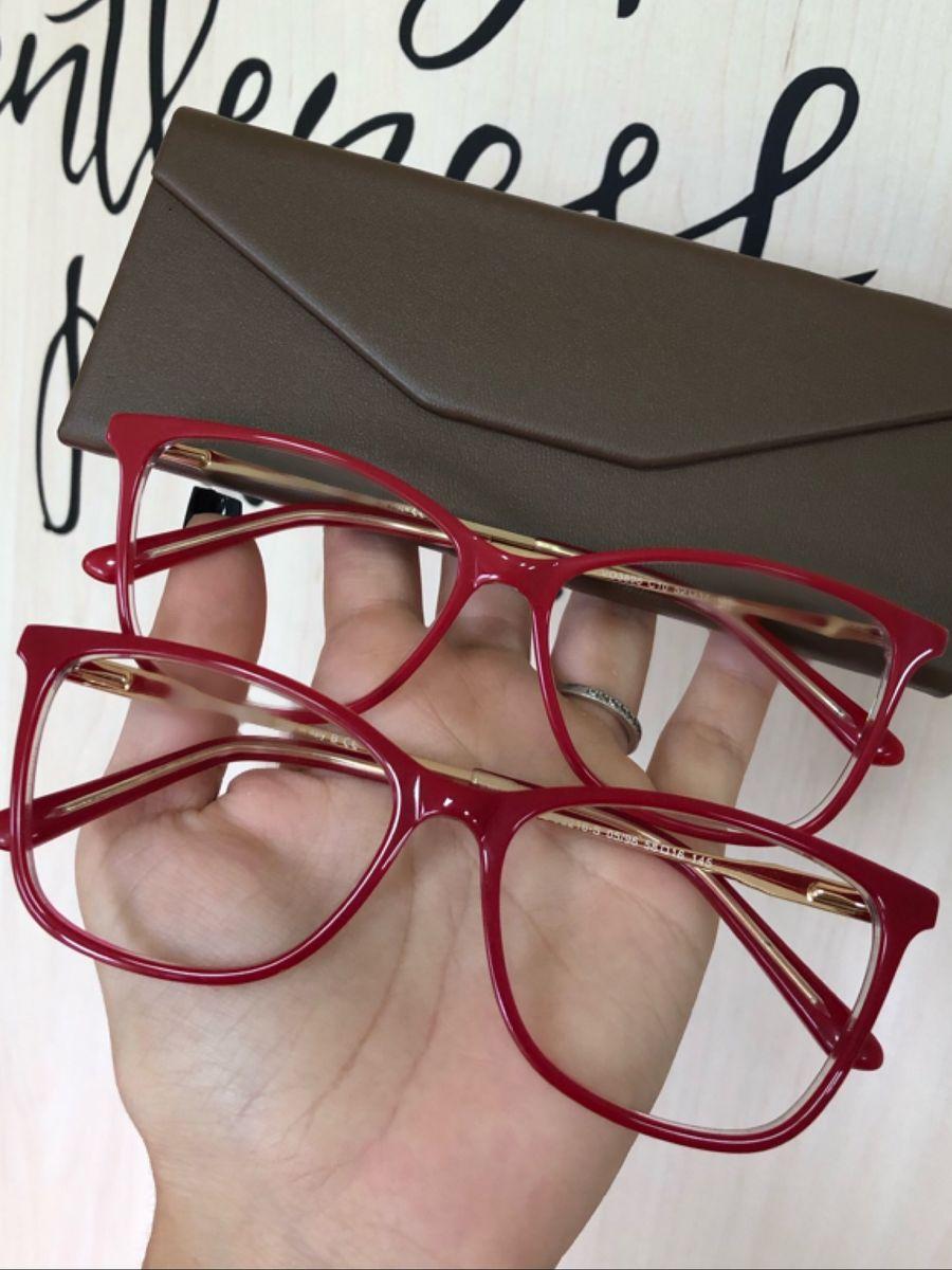 11014b675 ... quadrada acetato 3 modelos - óculos vogue.  Czm6ly9wag90b3muzw5qb2vplmnvbs5ici9wcm9kdwn0cy80ntc3mdkwlzq0mtvmnmywmty5mwe1owrmmtq2mzc5nzu0ntzjndm5lmpwzw