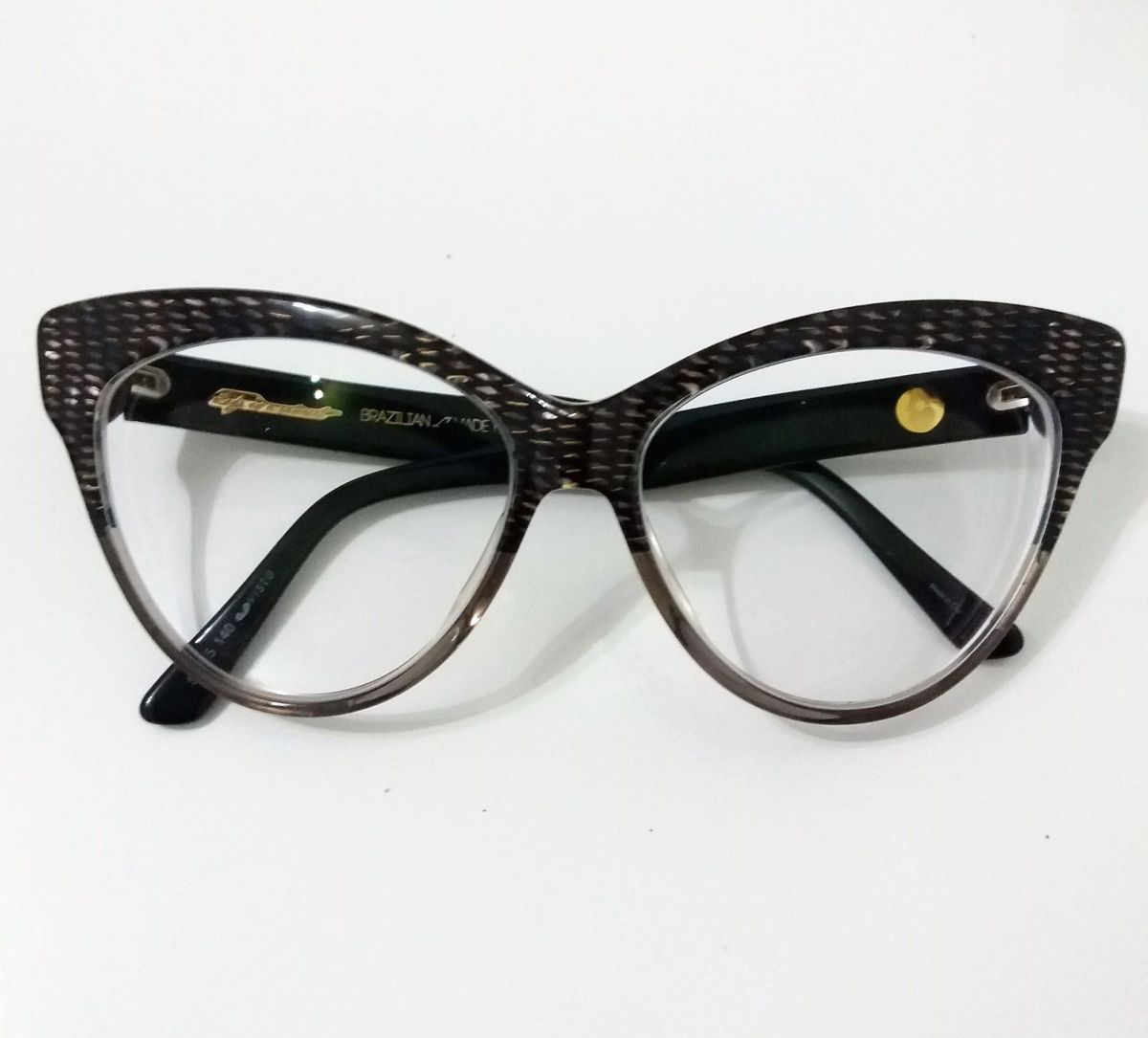 82b27f5b8 Armação Óculos Chilli Beans   Óculos Feminino Chilli Beans Usado ...