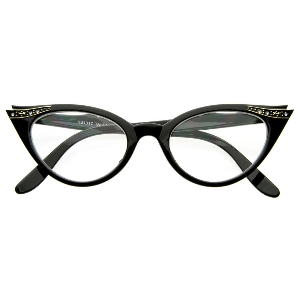2b39024740254 Armaçao Óculos de Gatinho - Vintage   Óculos Feminino Nunca Usado ...