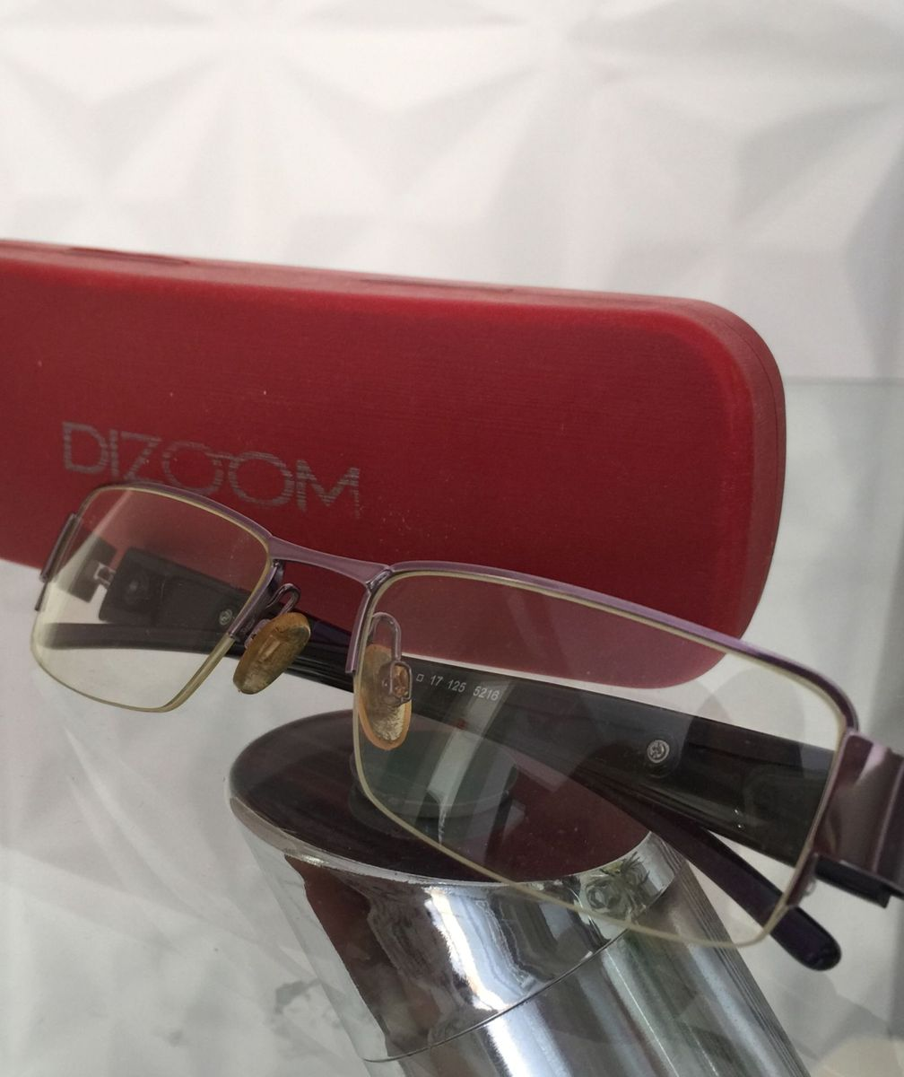 7c57faabad70f armação - óculos de grau - óculos dizoom.  Czm6ly9wag90b3muzw5qb2vplmnvbs5ici9wcm9kdwn0cy80nti3mdawlzyzywq4owm2nzkzzmfiotvjmzuxowy0zdy0odq3mzlilmpwzw  ...