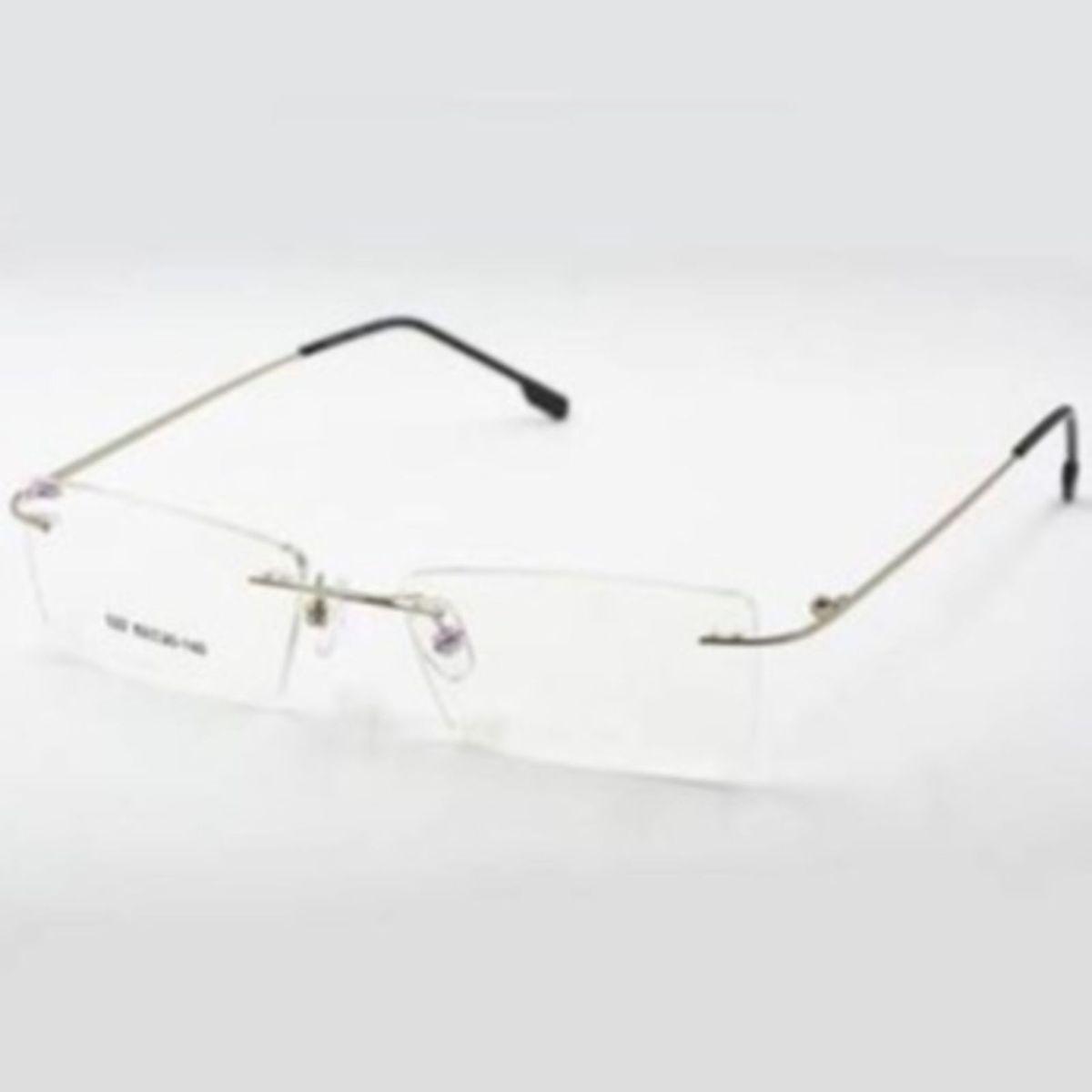 5a066b1fc Armação Oculos Grau Titânio Memory Original Feminino Masculino | Óculos  Masculino Titanium Memory Nunca Usado 22662561 | enjoei
