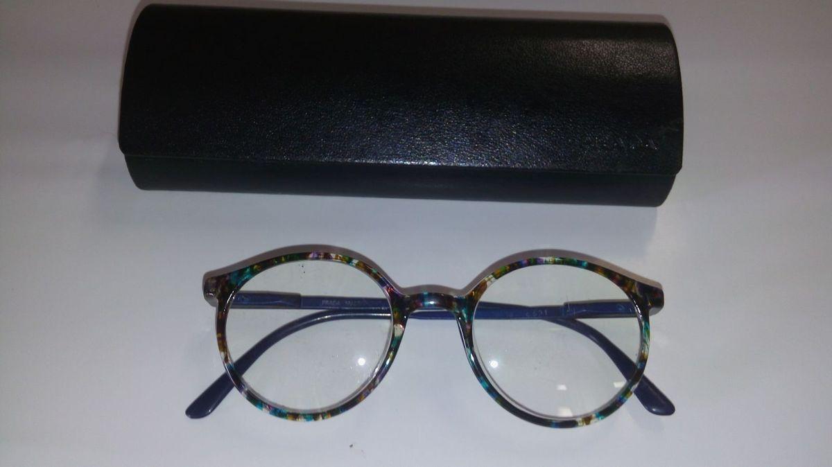 093b29e18 Armação Óculos Infantil Prada com Estojo Original | Item Infantil ...
