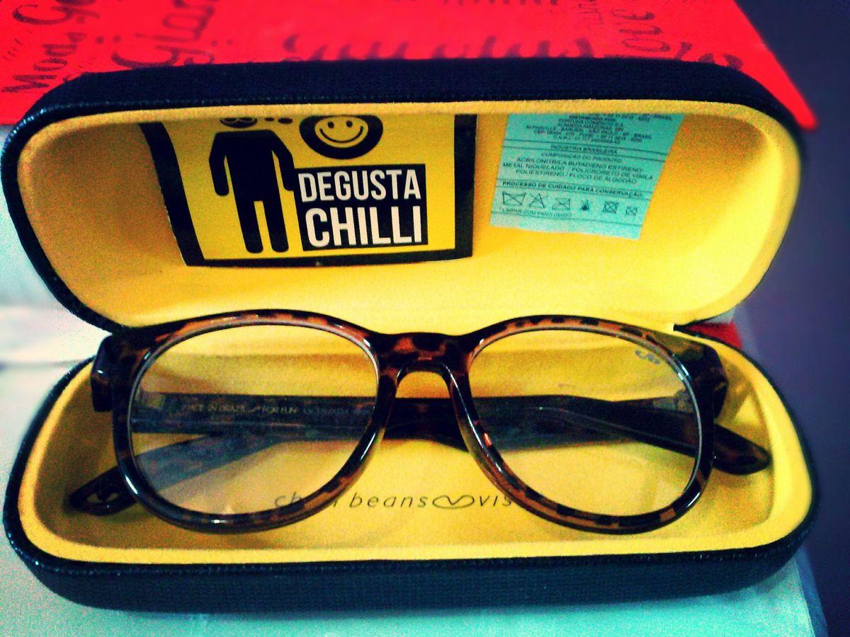 2f793c4b3 Armação Oncinha Chilli Beans- For Fun | Óculos Feminino Chilli Beans ...