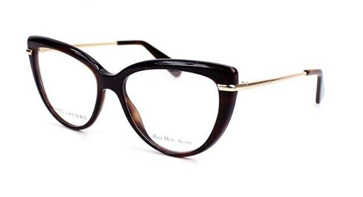 ea84f5d1b armação p/ oculos de grau feminino marc jacobs mj545 prime - óculos marc- jacobs