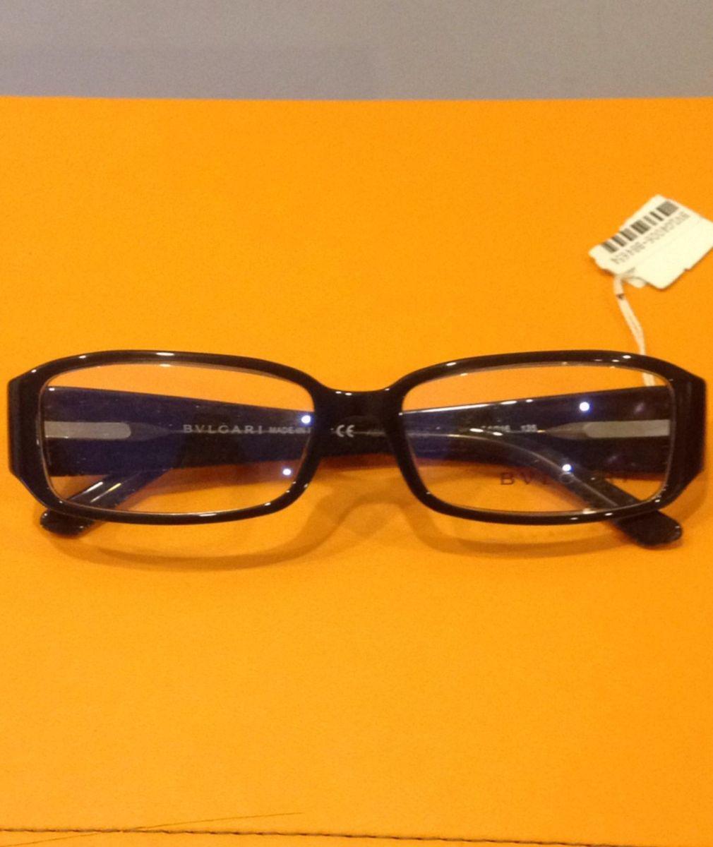 Armação para Óculos de Grau Bvlgari   Óculos Feminino Bvlgari Nunca ... 7c45e89841