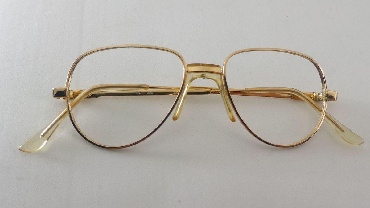 4fcae1b31 Armação Solar Ou Grau #retrô #aviador Ev-085av | Óculos Masculino ...