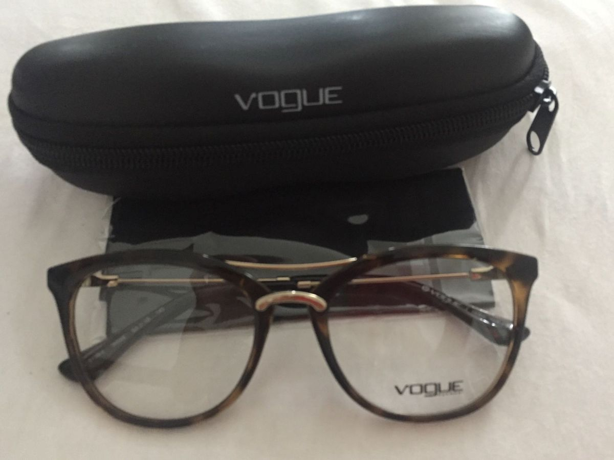 Armações de Acetato   Óculos Feminino Vogue E Michael Kors Nunca ... 337ba34316