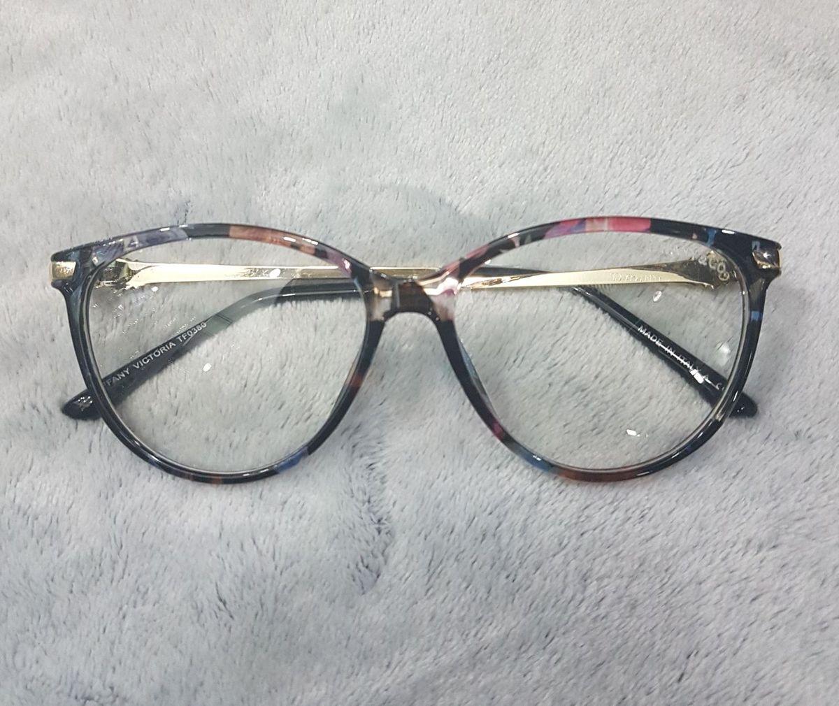 99969973f7172 armações pra lente de grau - óculos tiffany.  Czm6ly9wag90b3muzw5qb2vplmnvbs5ici9wcm9kdwn0cy84njgwndazlzkxztk2mzewzjnhotqynzg5mmyyyte3njczngmwmdq1lmpwzw  ...
