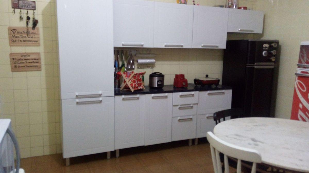 Image of: Armario Cozinha Movel De Cozinha Aco Usado 30742207 Enjoei