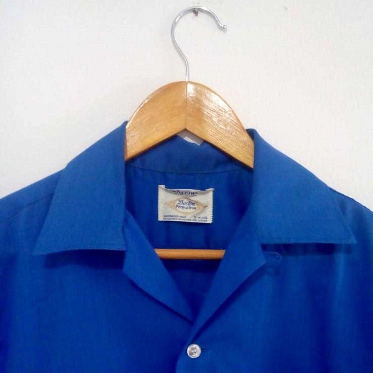 arrow original - camisas arrow