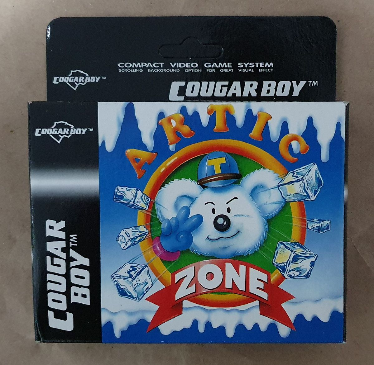 Cougar boy