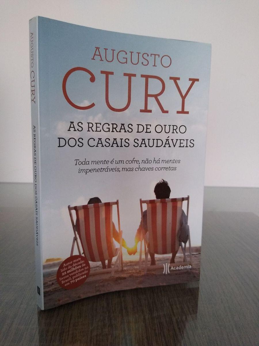 as regras de ouro dos casais saudáveis - livraria augusto-cury