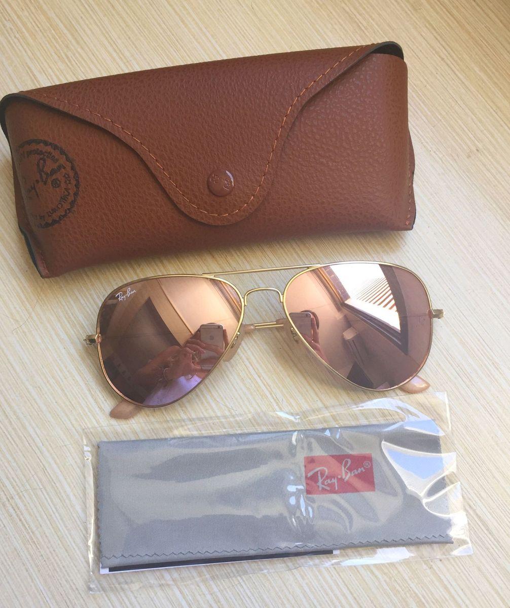 aviador rose - óculos ray ban.  Czm6ly9wag90b3muzw5qb2vplmnvbs5ici9wcm9kdwn0cy81mjkynzc2l2e5odeyywnintk1mdy3m2jjytk2ytrmotizm2y4n2jhlmpwzw  ... 0298735a25